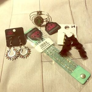 Lot of 4 pieces new jewelry